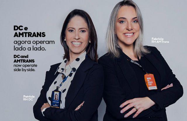 DC Logistics Brasil e AMTrans Logistics juntam forças no mercado de logística
